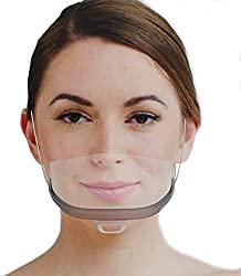masque visiere nez bouche